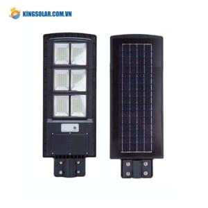 Tấm Pin đèn đường năng lượng mặt trời 150w pin liền thể